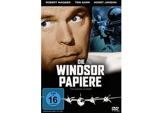 Die Windsor Papiere - To Catch a King - (DVD)