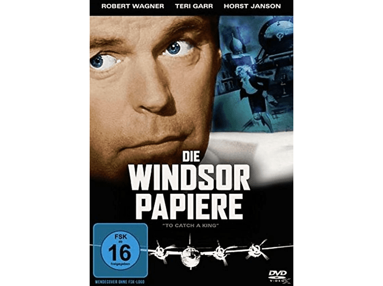 Die Windsor Papiere - To Catch a King [DVD]