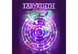 Labyrinth - Return To Live (CD + DVD)