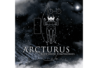 Arcturus - Sideshow Symphonies (Reissue) (CD + DVD)