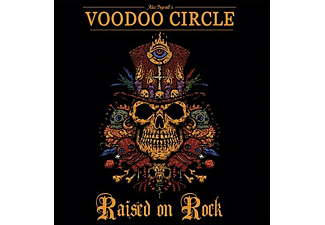 Voodoo Circle - Raised On Rock (Digipak) (CD)