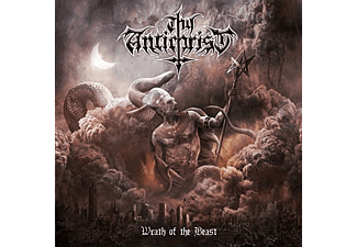 Thy Antichrist - Wrath Of The Beast (CD)