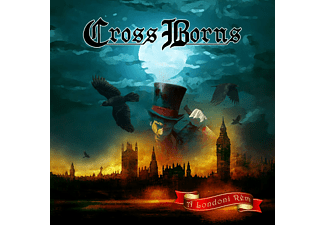 Cross Borns - A Londoni Rém (CD)