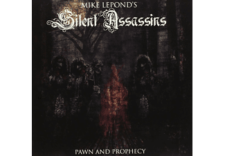 Mike Leponds Silent Assassins - Pawn And Prophecy (CD)