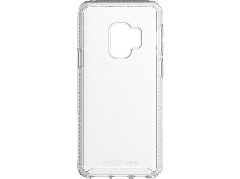 TECH21  Pure Clear Backcover Samsung Galaxy S9 Transparent | 05055517389860