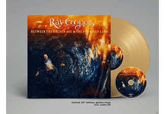 Ray Cooper - Between The Golden Age & The Promised Land(Coloure - (LP + Bonus-CD)