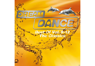 VARIOUS - Best Of Dream Dance Vol.9-12 - (Vinyl)