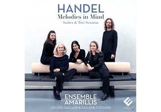 Ensemble Amarillis - Melodies In Mind - (CD)