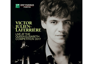 Victor Julien-laferriere - Live At The Elisabeth Competition - (CD)