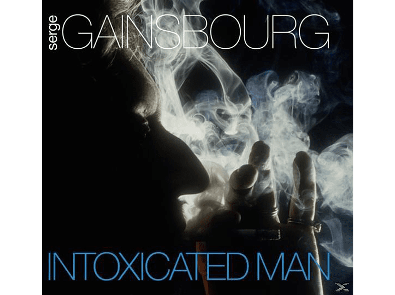 Serge Gainsbourg - Intoxicated Man [CD]