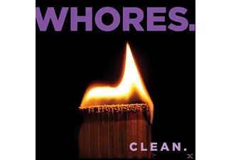Whores - Clean - (LP + Download)