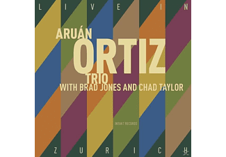 Aruan Ortiz Trio - Live In Zürich - (CD)