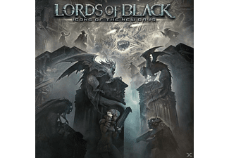 Lords Of Black - Icons Of The New Days - (CD)