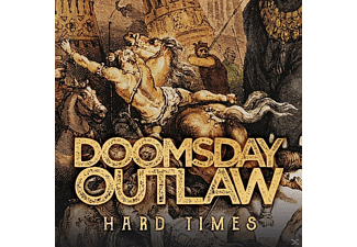 Doomsday Outlaw - Hard Times (Ltd.Gatefold/Black Vinyl/180 Gramm) - (Vinyl)