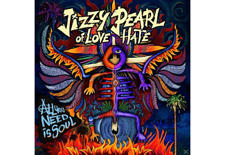 Jizzy Pearl Of Love / Hate - All You Need Is Soul - (CD)
