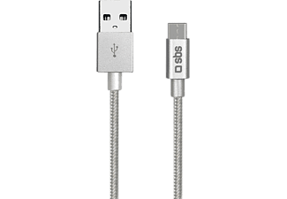 SBS MOBILE Charging Cable with Type C Output