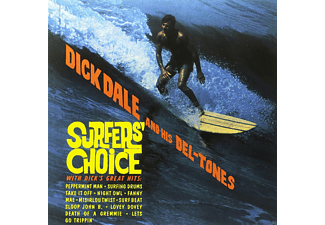 Dick & His Del-tones Dale - Surfer's Choice - (Vinyl)