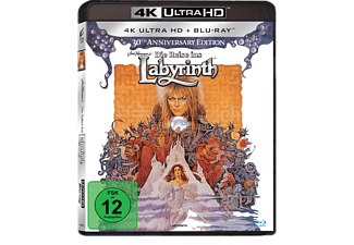 DIE REISE INS LABYRINTH (30TH ANNIVERSARY EDITION) - (4K Ultra HD Blu-ray)