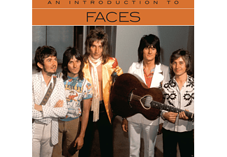 Faces - An Introduction To - (CD)