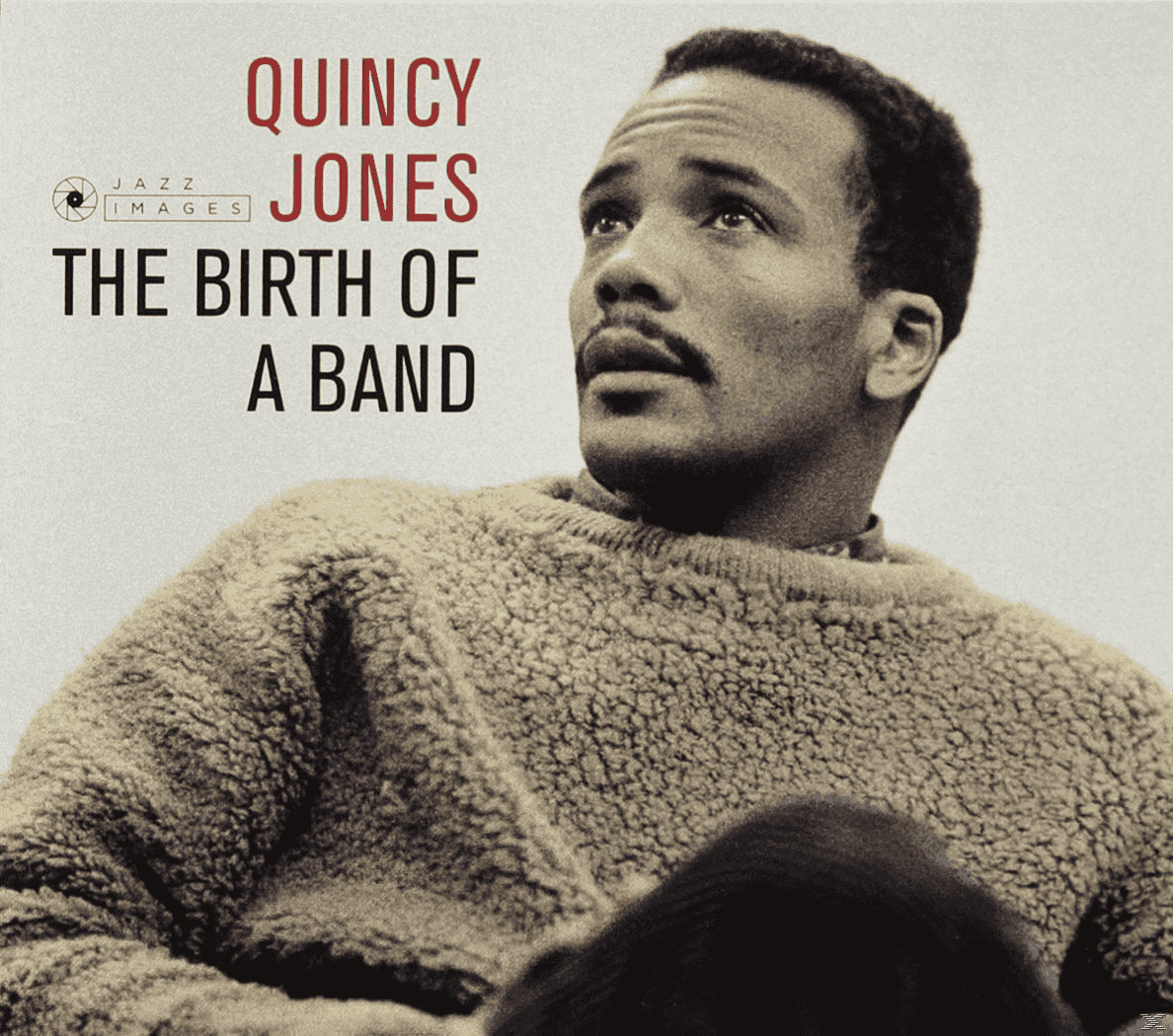 Quincy Jones, Clark Terry, Jimmy Cleveland, Zoot Sims, Benny Golson, Lalo Schifrin, Sweets Edison, Rahsaan Roland Kirk, Jim Hall - The Birth Of A Band - (CD)