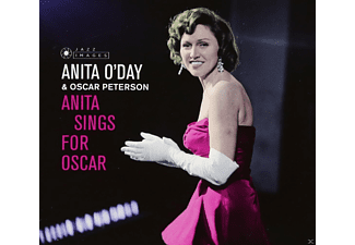 Anita O'Day, Oscar Peterson, Herb Ellis, Ray Brown, John Poole - Anita Sings For Oscar - (CD)