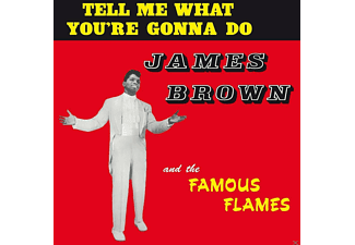 James Brown - Tell Me What You're Gonna Do - (Vinyl)