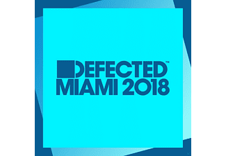 Defected Miami 2018 CD
