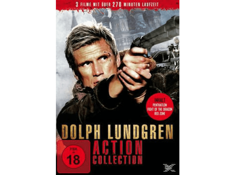 Dolph Lundgren-Action Collection [DVD]