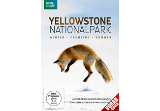 Yellowstone Nationalpark - (DVD)
