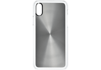 IPROTECT 144-L-A-H-X-13 iPhone X Handyhülle, Silber