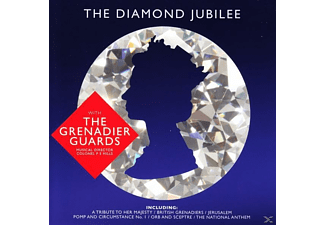 The Grenadier Guards - Diamond Jubilee - (CD)