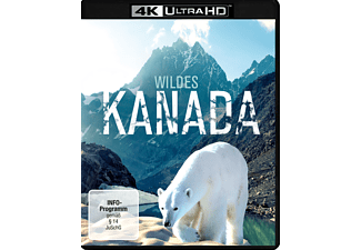 Wildes Kanada - (4K Ultra HD Blu-ray)