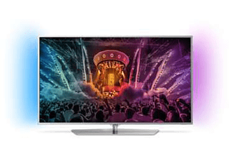 PHILIPS 43PUS6551/12  (Flat, 43 Zoll, UHD 4K, SMART TV, Android TV)