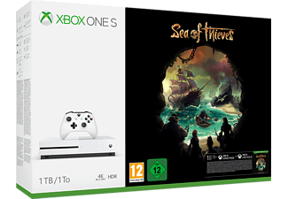 Xbox One S 1TB + Sea of Thieves + vertikális állvány