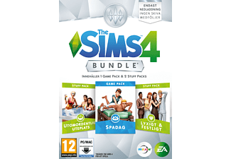 The Sims 4 Bundle Pack 11 (Code in a Box) PC