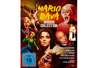 Mario Bava Horror Collection - (Blu-ray + DVD)