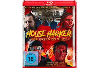 House Harker - Vampirjäger wider Willen - (Blu-ray)