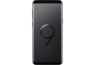 SAMSUNG Galaxy S9, Smartphone, 64 GB, Midnight Black, Dual SIM