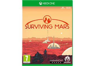 Surviving Mars  Xbox One