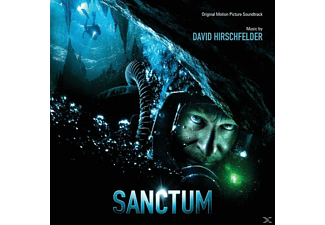 David Hirschfelder - Sanctum - (CD)