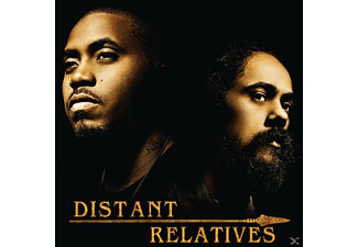 Damian Nas/marely - Distant Relatives (2LP Gatefold) - (Vinyl)