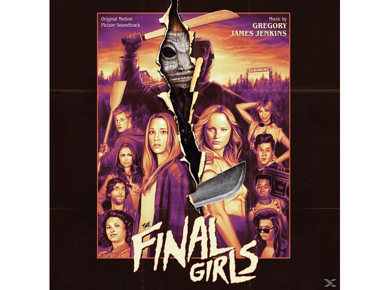 Gregory James Jenkins - The Final Girls [CD]