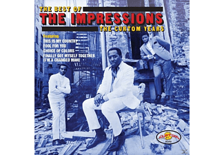 The Impressions - The Best of the Impressions - (CD)