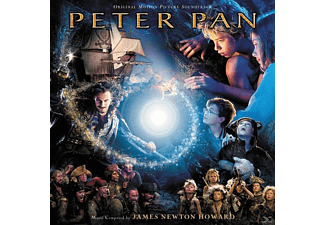 James Newton Howards - Peter Pan - (CD)