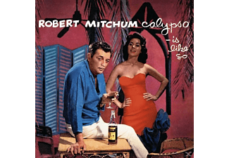 Robert Mitchum - Calypso Is Like...So - (Vinyl)