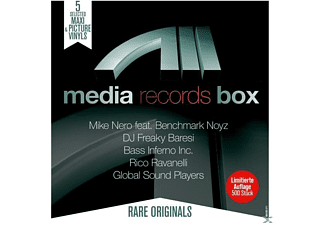 VARIOUS - Media Records Box - (Vinyl)