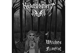 Nekrokraft - Witches Funeral - (CD)
