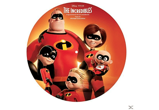 Michael Giacchino, VARIOUS - The Incredibles (Ost) (Picture Disc) - (Vinyl)