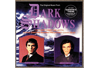 Jonathan Frid, David Selby - Dark Shadows-Original TV Soundtrack - (CD)