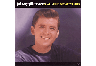 Johnny Tillotson - 15 All-Time Greatest Hits - (CD)